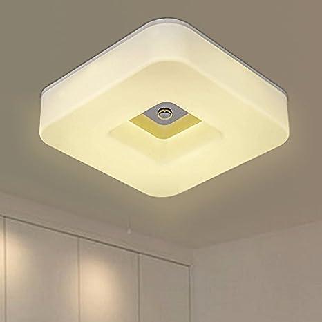 KHSKX Lámpara de techo,acrílico Simple moderno techo ...