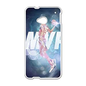 Kevin Durant HTC One M7 Cell Phone Case White as a gift A4568027