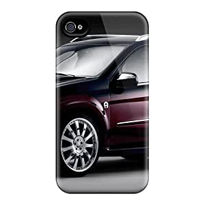Hot WzBQ-2330brH Case Cover Protector For Iphone 4/4s- Mercedes Benz Ml By Clarsson