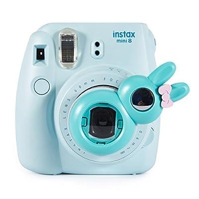 [Fujifilm Instax Close-up Lens (Self-Portrait Mirror ) ]-Woodmin Rabbit-style Filters For Fuji Instant Mini 8/13S Camera