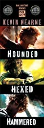 The Iron Druid Chronicles Starter Pack 3-Book Bundle: Hounded, Hexed, Hammered