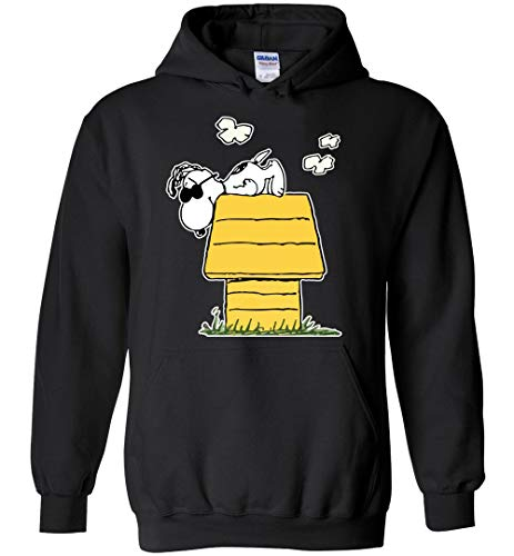 Lazy Joe Cool Snoopy Funny Hoodie -