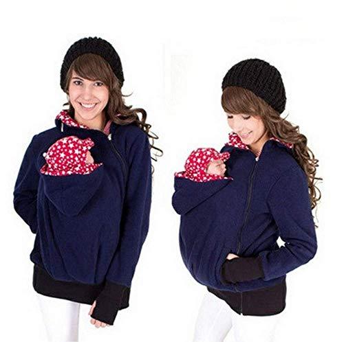 Autunno B Premaman Multifunzionale Inverno Bretelline Staccabile Felpa In Giacca Con Per Neonato Cappuccio Bambini Costume Huixin Maglia Maglione Tw5q8zv