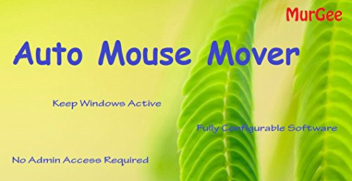 Auto Mouse Mover - Free Trial [Download] (Mouse Mover)