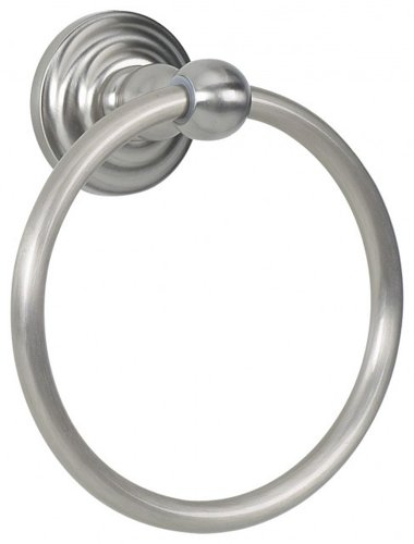 Taymor 04-SN7904 Maxwell Series Towel Ring, Satin Nickel