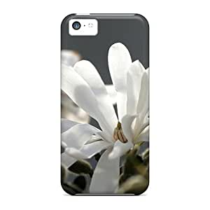 LJF phone case Mialisabblake YRUqmBa5708CnBUJ Case For iphone 6 4.7 inch With Nice Japanese Magnolia Appearance