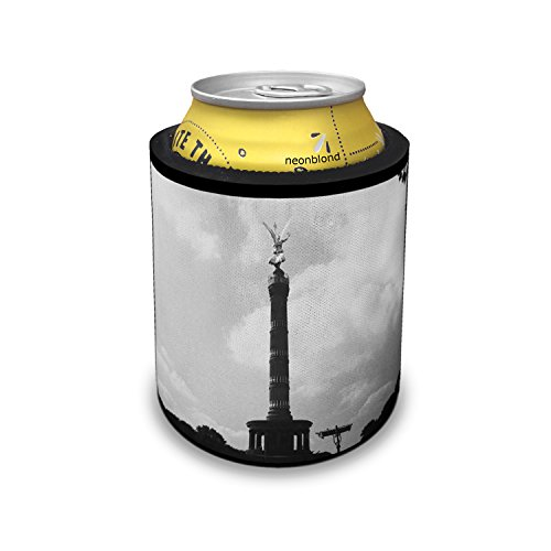 Slap Can Coolers The Victory Column, Berlin Insulator Sleeve Covers Neonblond