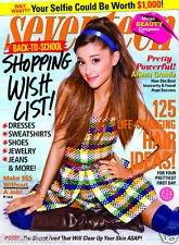 Seventeen Magazine September 2014 - Ariana Grande on Cover