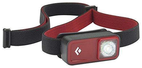 Black Diamond Ion Headlamp, Fire Red Black Headlamp