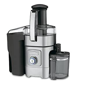 Cuisinart CJE-1000 1000-Watt 5-Speed Juice Extractor (Certified Refurbished)