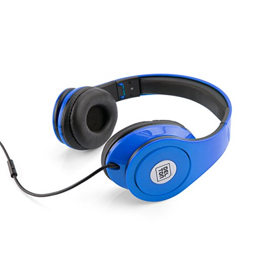 Sonic Wave 1000 DJ Stereo Headphones, Foldable