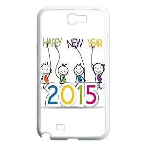 Happy New Year 2015 Wholesale DIY Cell Phone Samsung Galaxy Note4 , Happy New Year 2015 Samsung Galaxy Note4 Phone Case