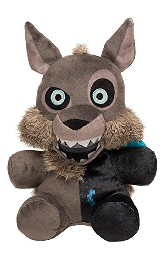 Funko Five Nights At Freddy's Twisted Ones-Wolf Collectible Figure, Multicolor by Funko