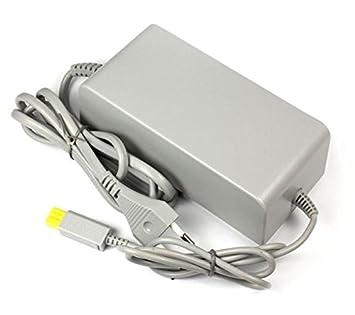 Adaptador Corriente Wii U: Amazon.es: Electrónica