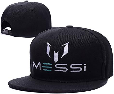 Lionel Messi Logo gorra JRICK boardado sombreros gorras ajustables ...