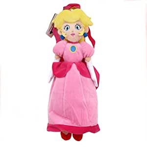 Princess Peach Mochila Peluche
