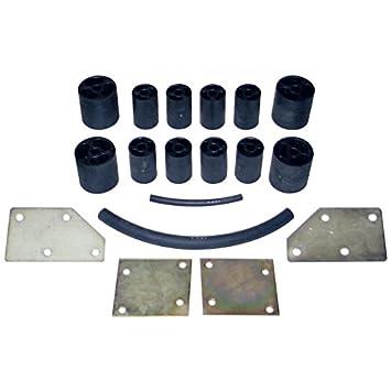 Amazon com: Performance Accessories (1083M) Body Lift Kit