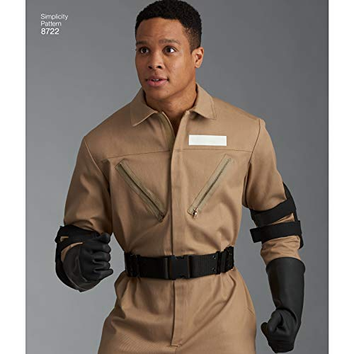 Simplicity Creative Patterns US8722A Misses', Men's and Teens Costumes