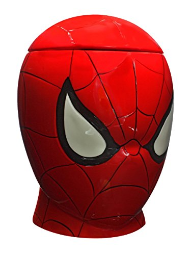 Marvel Spiderman Cookie Jar