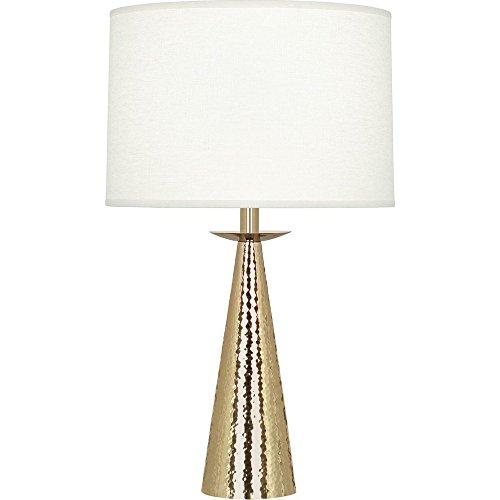 Robert Abbey Dal Modern Brass Accent Table Lamp ()
