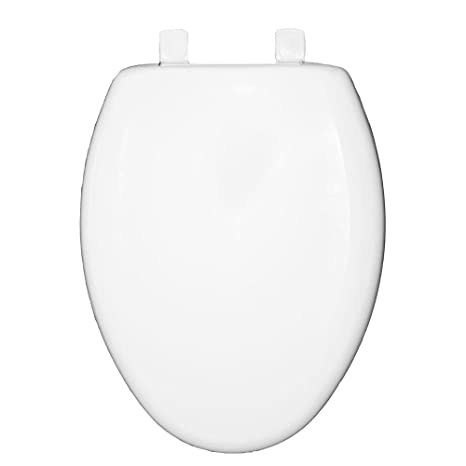 Incredible Bemis 7M1201Slowa 000 Slow Close Sta Tite Elongated Closed Front Toilet Seat White Gmtry Best Dining Table And Chair Ideas Images Gmtryco