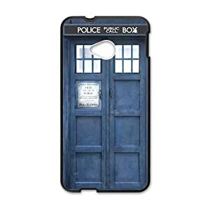 Happy Police Door Fahionable And Popular Back Case Cover For HTC One M7