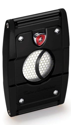 Tonino Lamborghini Precisione Black Cigar Cutter (Tonino Lamborghini Cutter)