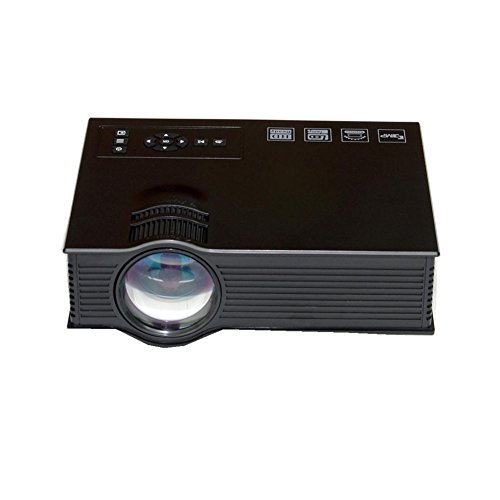 HD 1080P Projectors, Emubody Home Cinema Mini Proj...