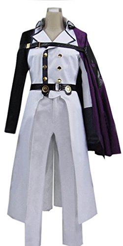 Onecos Anime Seraph of the End Crowley Eusford Cosplay Costume by Onecos