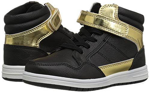 Pictures of The Children's Place Boys' High Top 2103108 Black03 4
