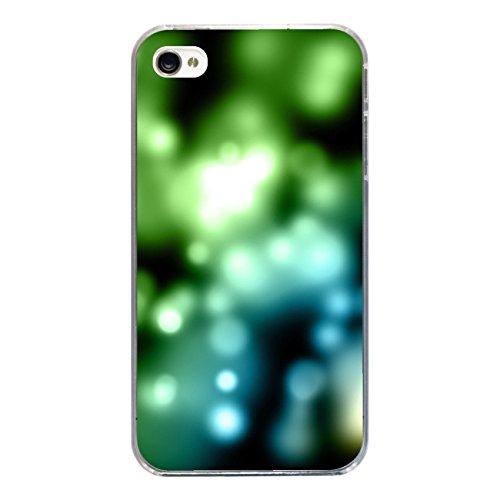 """Disagu Design Case Coque pour Apple iPhone 4 Housse etui coque pochette """"Bokeh effekt 3"""""""
