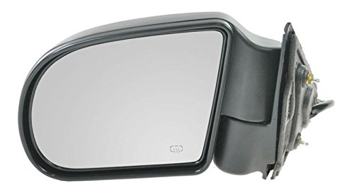 Power Heated Mirror Driver Side Left LH for Blazer S10 Pickup Jimmy S-15 Sonoma