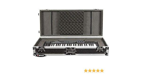 Odyssey FZKB49W 49 Note Ata Keyboard Case Keyboard Hardshell Case