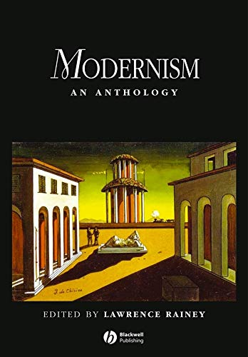 Modernism: An Anthology