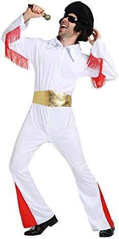 thematys® Disfraz de Elvis Presley para Hombre Cosplay, Carnaval y ...