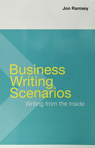 Business Writing Scenarios & LaunchPad Solo for Professional Writing (Six Month Access)