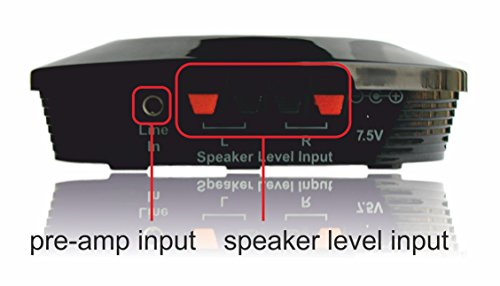 Amphony Wireless Speaker Kit with two Wireless Amplifiers (New Model), Makes Surround Speakers Wireless, 2x80 Watts, 300ft range, Connect to any Audio Source, Better-than Bluetooth Digital Wireless by Amphony (Image #4)