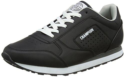 Black Homme C Shoe jPu Champion Low Sneakers Kk001 Noirnew Cut Basses H9IWED2
