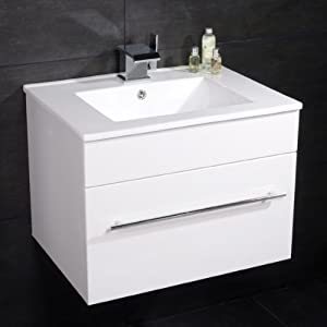 600 vanity unit with basin for bathroom ensuite cloakroom for Ensuite planning tool