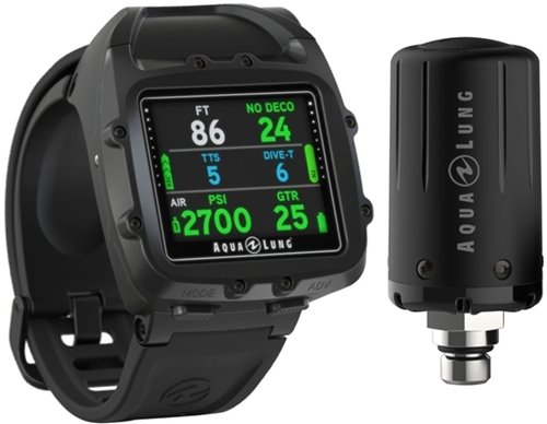Aqua Lung i750T OLED Air Nitrox Hoseless Dive Computer with Transmitter