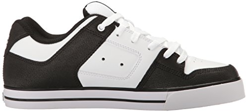 White M Black Top Low Shoes xkwk Pure Men's Dc 14 w4vtqYW