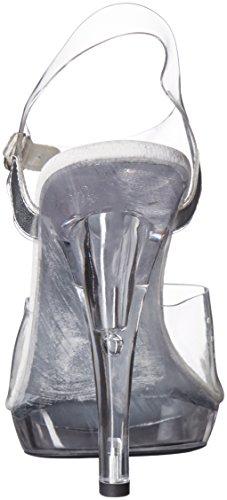 Scarpe Ellie Donna Sandalo Con Tacco 521-brook-w Chiaro