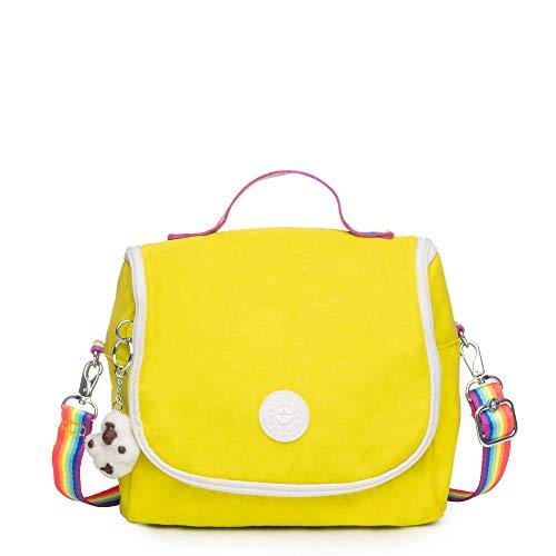 Kipling Kichirou Lunch Bag Honey Dew Combo - Honey Pencil