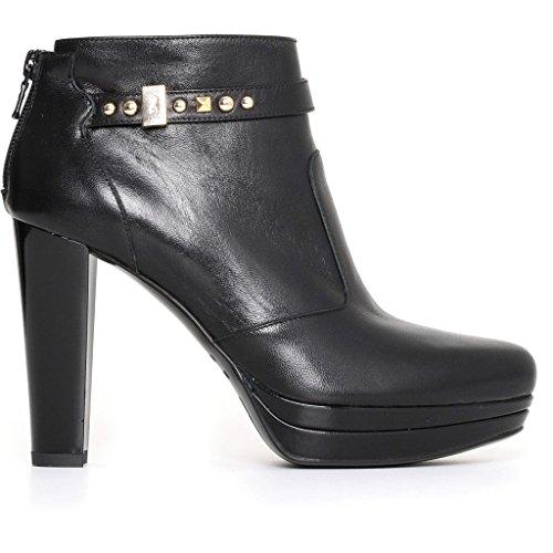 Mujer Negro Zapatillas Nero Altas Giardini 70wB80q