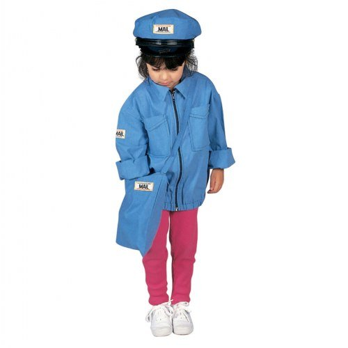 Childrens Factory Mail Carrier Costume (Mail Carrier Costumes)