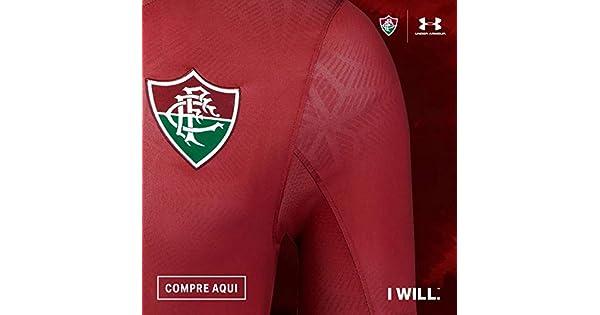 1a9f404d38 Camisa Fluminense Iii 17 18 s n - Torcedor Under Armour Feminina - Vinho -  Ep  Amazon.com.br  Esportes e Aventura