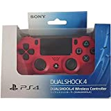 Sony PlayStation 4 Dualshock Wireless Controller- Magma Red