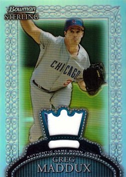 2005 Bowman Sterling Game - 9