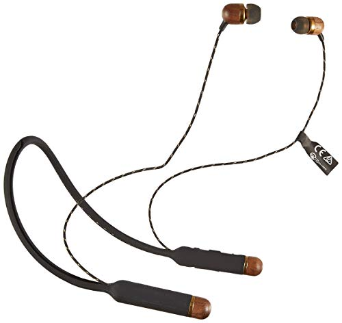 House of Marley Smile Jamaica Wireless Bluetooth Neckband Headphones