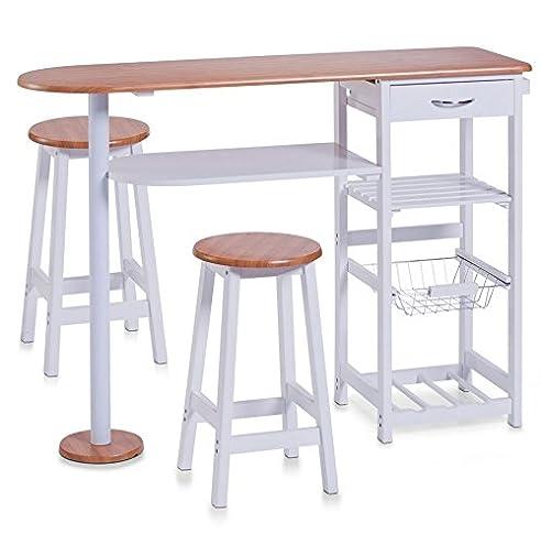 Kesper Küchenbar Mit 2 Stühlen Küchentisch Küchenmöbel Küchen